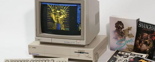 Amiga 1000 -1985