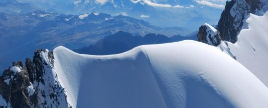 Thème de fond d'écran pour Windows 7,8 et 10 Mont-Blanc