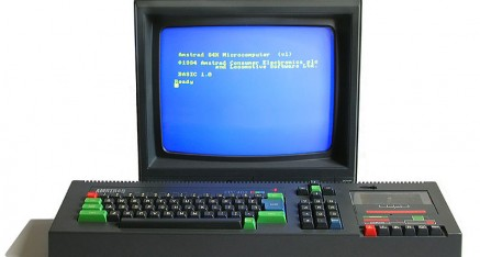 Amstrad CPC 464 – 1984