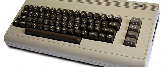 Commodore 64 – 1982