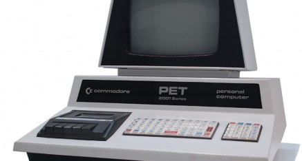 Commodore PET 2001 – 1977