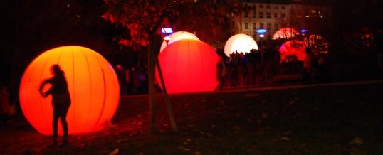 #E-tch! Fête des lumières 2012 à Lyon