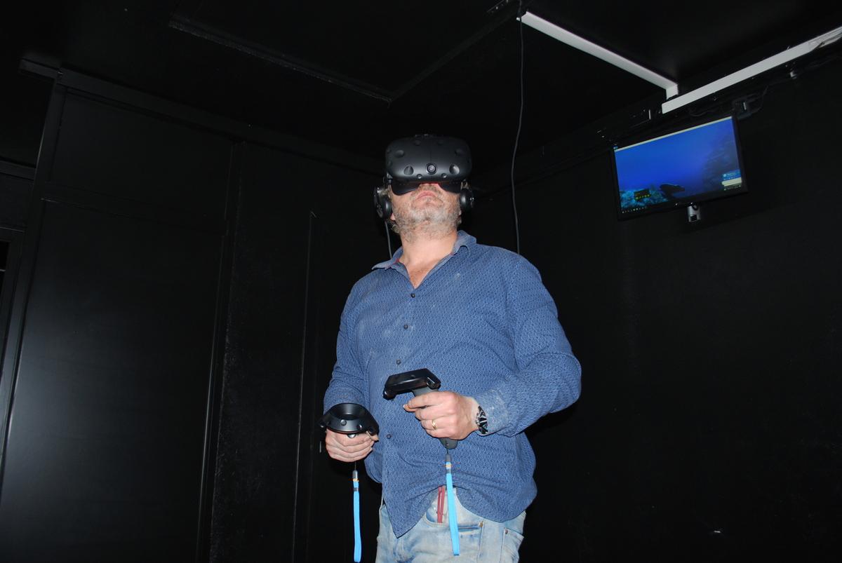 annecy la r alit virtuelle une immersion totale en 3 dimensions. Black Bedroom Furniture Sets. Home Design Ideas