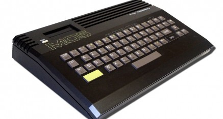 Thomson MO5 – 1984