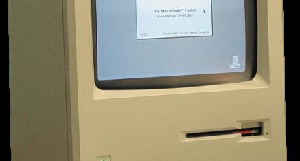 Macintosh 128K – 1984