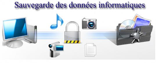 La sécurisation des données informatiques