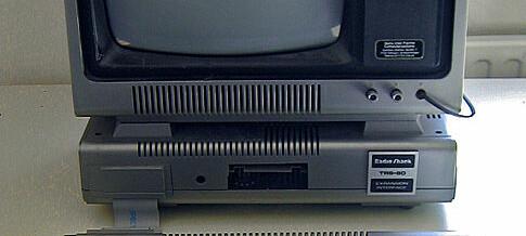 Tandy TRS 80 I – 1977