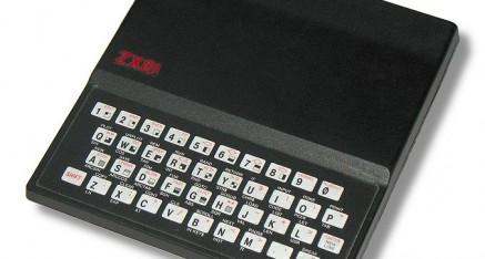 Sinclair ZX81 – 1981