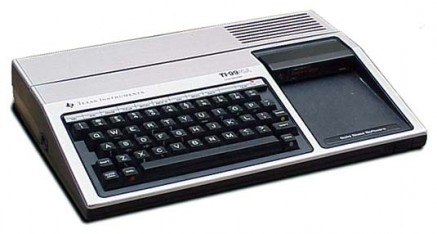 Texas Instruments TI99 – 1979