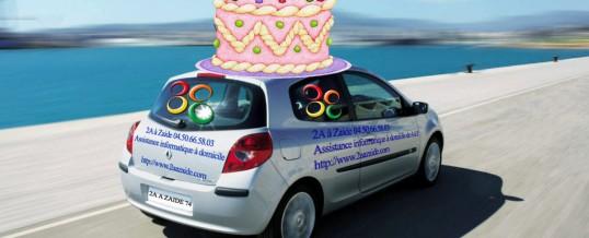 2A à Zaide Informatique fête ses 8 ans d'existence
