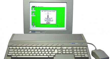 Atari ST – 1985