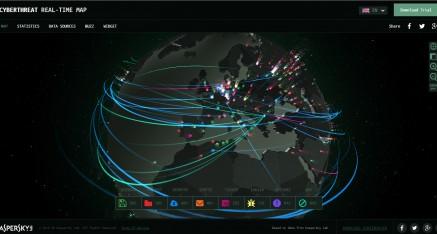 Les menaces informatiques en temps réel