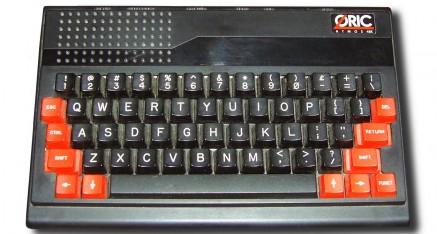 Oric Atmos – 1984