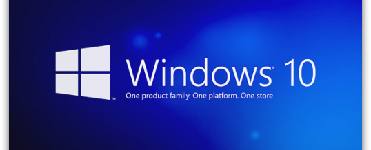 La mise à jour de Windows 7 et Windows 8 vers Windows 10