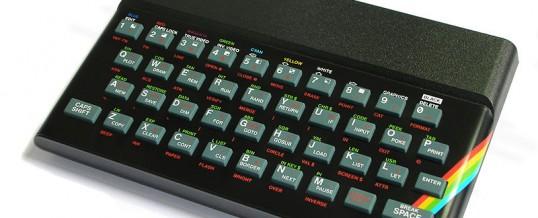 Sinclair ZX Spectrum – 1982