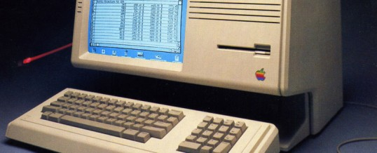 L'Apple Lisa – 1983