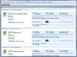 Le monitoring des disques durs