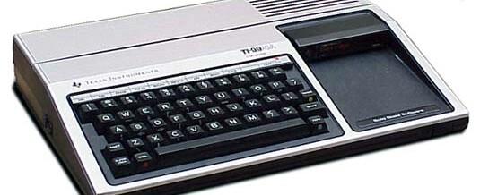 Texas Instruments TI99 – 1979