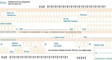 Le CESU, Chèque Emploi Service Universel